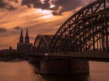 Κολωνία Γερμανία Στοκ φωτογραφίες με δικαίωμα ελεύθερης χρήσης