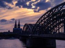 Κολωνία Γερμανία Στοκ Φωτογραφία