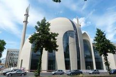 Κολωνία: Μουσουλμανικό τέμενος Στοκ Εικόνα