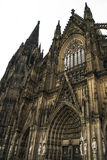 Κολωνία Ρωμαίος - καθολικός γοτθικός καθεδρικός ναός Στοκ φωτογραφίες με δικαίωμα ελεύθερης χρήσης