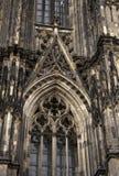 Κολωνία Ρωμαίος - καθολικός γοτθικός καθεδρικός ναός Στοκ φωτογραφία με δικαίωμα ελεύθερης χρήσης