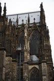 Κολωνία Ρωμαίος - καθολικός γοτθικός καθεδρικός ναός Στοκ εικόνες με δικαίωμα ελεύθερης χρήσης