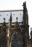 Κολωνία Ρωμαίος - καθολικός γοτθικός καθεδρικός ναός Στοκ Φωτογραφίες
