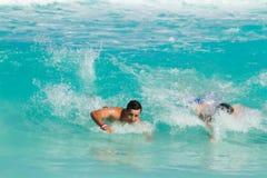 κολύμβηση Στοκ φωτογραφίες με δικαίωμα ελεύθερης χρήσης