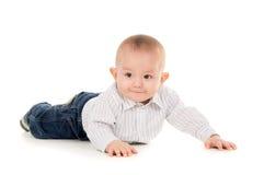 Κολλώ-έξω σύρσιμο μωρών αυτιών Στοκ φωτογραφία με δικαίωμα ελεύθερης χρήσης