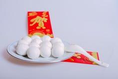 κολλώδες ρύζι σφαιρών Στοκ φωτογραφία με δικαίωμα ελεύθερης χρήσης