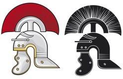 κράνος Ρωμαίος Στοκ φωτογραφίες με δικαίωμα ελεύθερης χρήσης