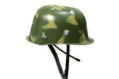 κράνος στρατιωτικό Στοκ φωτογραφία με δικαίωμα ελεύθερης χρήσης
