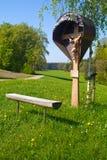 κράσπεδο των λαρνάκων Στοκ εικόνες με δικαίωμα ελεύθερης χρήσης