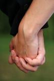 κράτημα χεριών στοκ φωτογραφίες