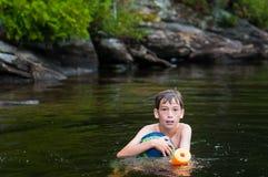 Κράτηση δροσερός το καλοκαίρι Στοκ φωτογραφίες με δικαίωμα ελεύθερης χρήσης