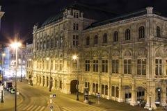 κράτος Βιέννη οπερών s σπιτιώ&nu Στοκ φωτογραφία με δικαίωμα ελεύθερης χρήσης