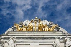 κράτος Μινεσότας capitol Στοκ Εικόνες