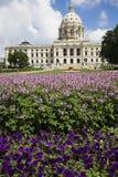 κράτος Μινεσότας Paul ST capitol Στοκ εικόνα με δικαίωμα ελεύθερης χρήσης