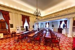 Κράτος της Βιρτζίνια Capitol - Ρίτσμοντ, Βιρτζίνια Στοκ εικόνα με δικαίωμα ελεύθερης χρήσης