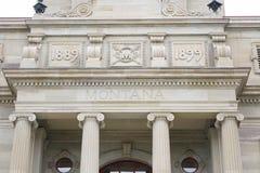 Κράτος της Μοντάνα Capitol - Helena στοκ εικόνες