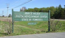 Κράτος του αναπτυξιακού κέντρου νεολαίας του Τένεσι, Somerville, TN στοκ φωτογραφία με δικαίωμα ελεύθερης χρήσης