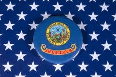 Κράτος του Αϊντάχο στις ΗΠΑ στοκ εικόνες