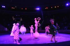 κράτος του Μινσκ τσίρκων του 2012 λευκορωσικό λευκορωσικό Στοκ εικόνα με δικαίωμα ελεύθερης χρήσης