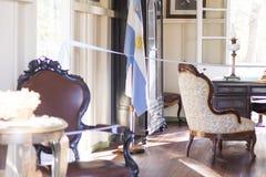 Κράτος του Μπουένος Άιρες Tigre/Αργεντινή 06/18/2014 Μουσείο σπιτιών Sarmiento, Casa Museo Sarmiento στοκ εικόνες