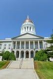 κράτος του Maine σπιτιών του Αουγκούστα Στοκ εικόνα με δικαίωμα ελεύθερης χρήσης
