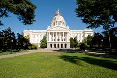 κράτος capitol Καλιφόρνιας Στοκ Εικόνες