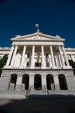 κράτος capitol Καλιφόρνιας Στοκ Φωτογραφία