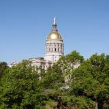 Κράτος Capitol της Γεωργίας Στοκ Εικόνα