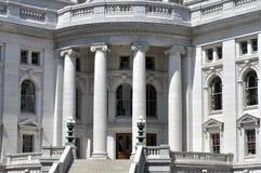 κράτος Wisconsin capitol στοκ φωτογραφία με δικαίωμα ελεύθερης χρήσης