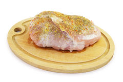 κρέας ακατέργαστο Στοκ Φωτογραφία