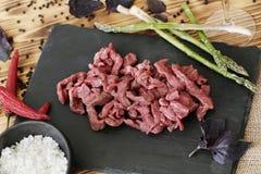 κρέας ακατέργαστο στοκ εικόνα