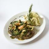 κρέας εισόδων Στοκ Εικόνες
