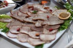 Κρέας-κοπή Στοκ φωτογραφίες με δικαίωμα ελεύθερης χρήσης