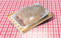 κρέας κοτόπουλου ακατέ&rh Στοκ φωτογραφία με δικαίωμα ελεύθερης χρήσης