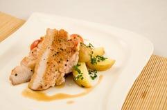 Κρέας λαιμών Στοκ φωτογραφίες με δικαίωμα ελεύθερης χρήσης