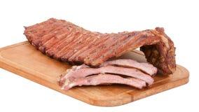κρέας λιχουδιών χαρτονιώ&nu Στοκ φωτογραφία με δικαίωμα ελεύθερης χρήσης