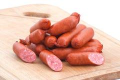κρέας λιχουδιών χαρτονιώ&nu Στοκ Φωτογραφίες
