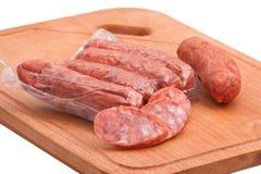 κρέας λιχουδιών χαρτονιώ&nu Στοκ φωτογραφίες με δικαίωμα ελεύθερης χρήσης