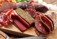 κρέας λιχουδιών Στοκ Φωτογραφίες