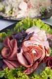 κρέας λιχουδιών Στοκ Εικόνες