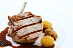 κρέας λωρίδων Στοκ Φωτογραφίες