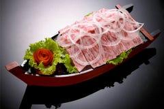 Κρέας μπριζόλας Στοκ εικόνα με δικαίωμα ελεύθερης χρήσης