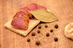 κρέας πικάντικο Στοκ Εικόνες