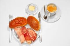 κρέας προγευμάτων Στοκ φωτογραφία με δικαίωμα ελεύθερης χρήσης