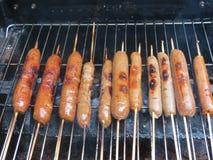 Κρέας στη σχάρα Στοκ φωτογραφίες με δικαίωμα ελεύθερης χρήσης