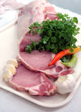 κρέας σύνθεσης Στοκ Εικόνες