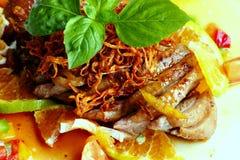 κρέας τροφίμων παπιών Στοκ φωτογραφίες με δικαίωμα ελεύθερης χρήσης
