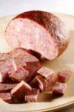 κρέας φραντζολών στοκ φωτογραφίες