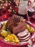 Κρέας Χριστουγέννων στοκ εικόνα με δικαίωμα ελεύθερης χρήσης