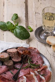 κρέας Στοκ εικόνες με δικαίωμα ελεύθερης χρήσης